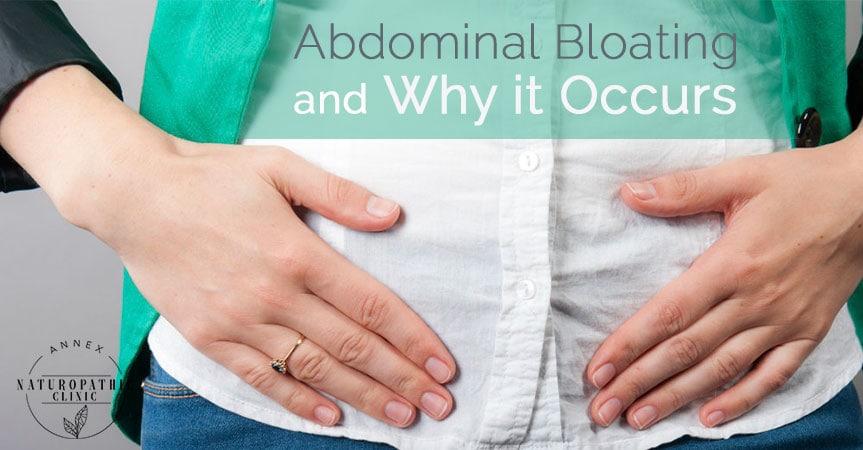 abdominal bloating   Annex Naturopathic   Toronto Naturopathic Doctors