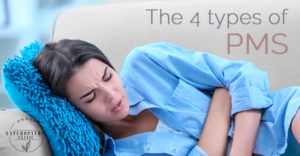 the four types of PMS | Annex Naturopathic Doctors Clinic Toronto
