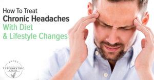 how to treat chronic headaches | Annex Naturopathic Clinic | Toronto Naturopath