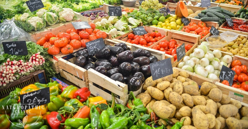 Vegetables that help with environmental toxins | Annex Naturopathic Clinic | Toronto Naturopathic Doctors