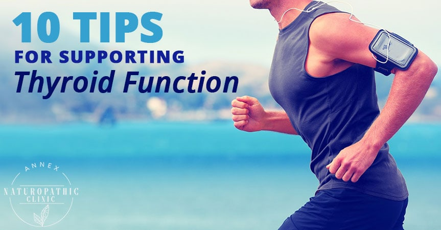 10 Tips For Supporting Thyroid Function | Annex Naturopathic Clinic | Toronto Naturopathic Doctors