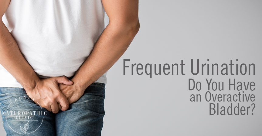 Frequent urination causes and solutions | Annex Naturopathic Clinic | Toronto Naturopathic Doctors