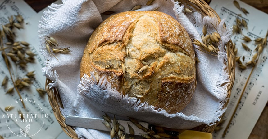 Different signs to know if you have Gluten intolerance | Annex Naturopathic Clinic | Toronto Naturopathic Doctors