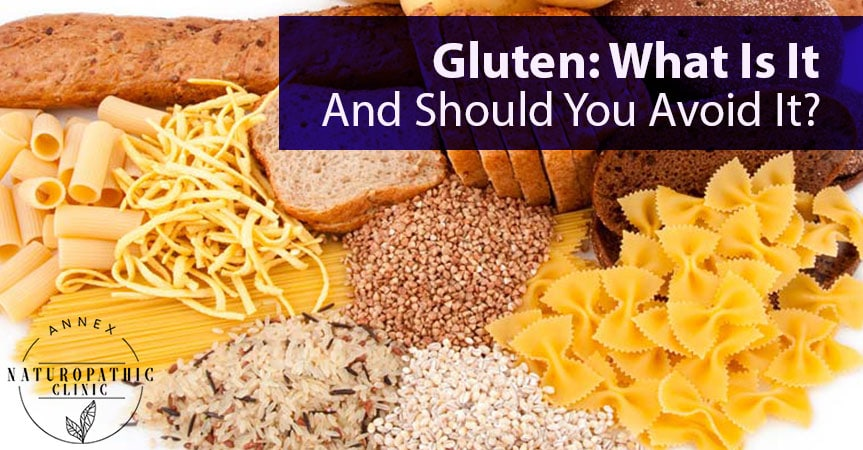 Gluten: What Is It And Should You Avoid It?   Annex Naturopathic Clinic   Toronto Naturopathic Doctors