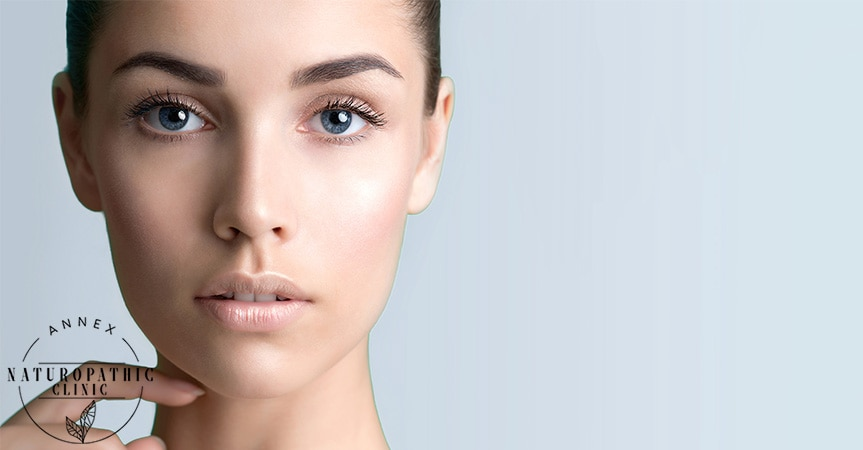 woman with beautiful skin | Annex Naturopathic Clinic | Toronto Naturopathic Doctors