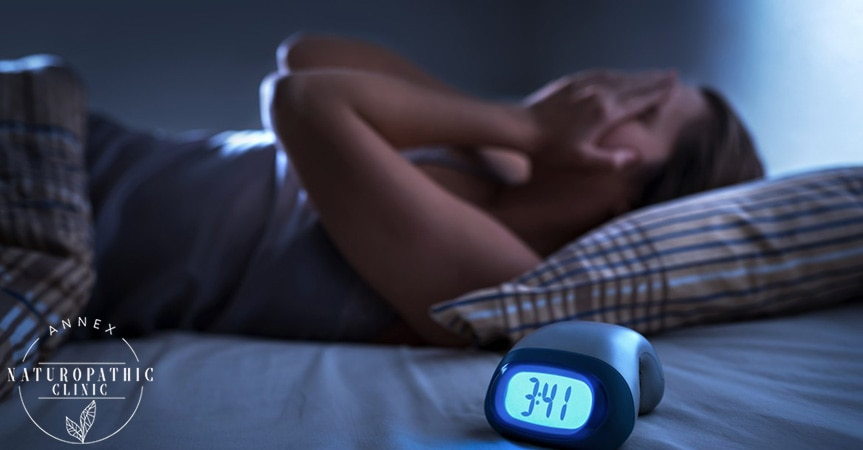 how to fix your insomnia problem | Annex Naturopathic Clinic | Toronto Naturopathic Doctors