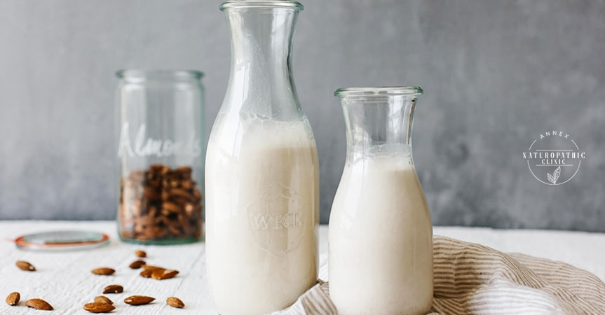 what you need to know about the different types of alternative milk product | Annex Naturopathic Clinic | Toronto Naturopathic Doctors