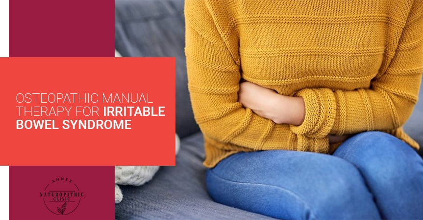 Osteopathic Manual Therapy For Irritable Bowel Syndrome