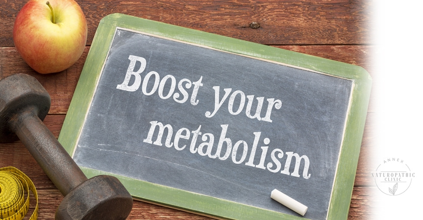 how vitamin B1 can help boost your metabolism | Annex Naturopathic Clinic | Toronto Naturopathic Doctors