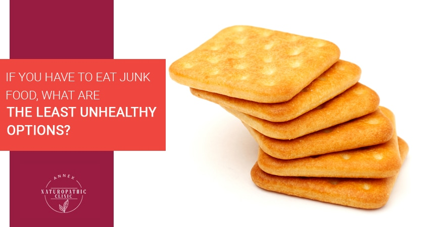 If You Have To Eat Junk Food, What Are The Least Unhealthy Options?Foods high in vitamin B2 | Annex Naturopathic Clinic | Toronto Naturopathic Doctors